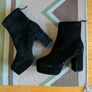 b581aed13c8c Topshop Shoes - HELLO Platform Boots